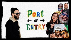 Port of Entry podcast episode