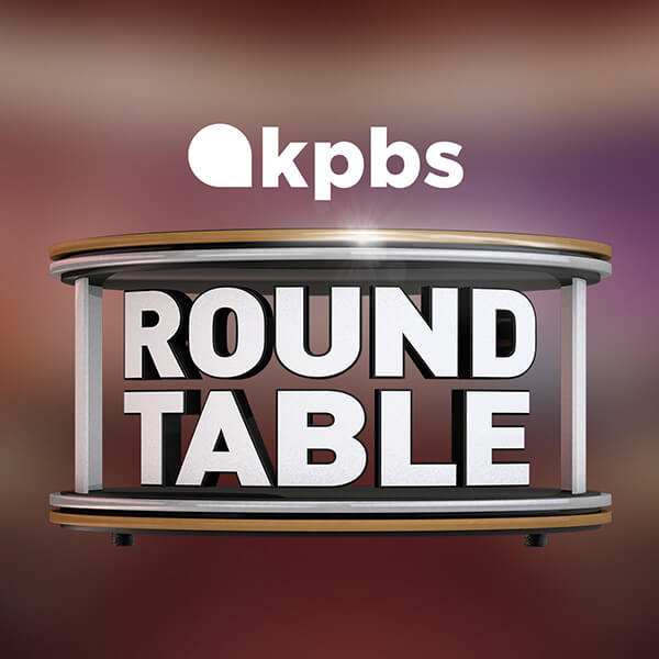 KPBS Roundtable podcast branding