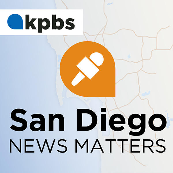 "San Diego News Matters podcast branding"" style=""float:left;"