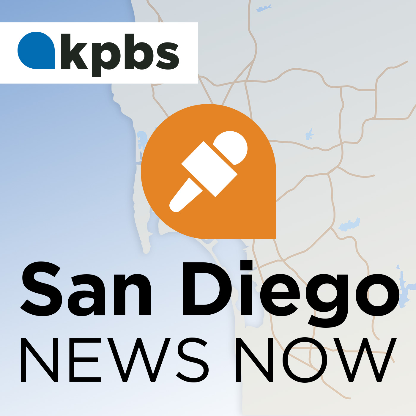 San Diego News Now podcast branding