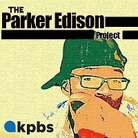 The Parker Edison Project podcast branding