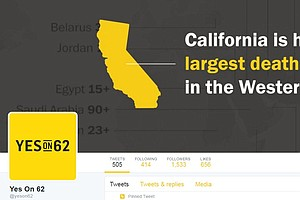 Truth Be Told: California Has 'Largest Death Row In Western Hemisphere'