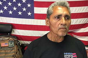 Deported Veterans Hope To Return To Nation They Fought For