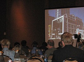 CCDC Hosts Architects to Discuss Downtown Revitalization
