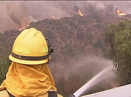 More Wildfires Predicted for Southern California