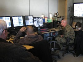 Training Center Brings Virtual Iraqi Village to Camp Pend...