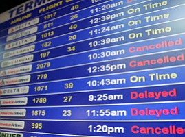 American Airlines Cancels Flights for Third Day