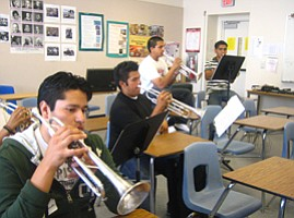 SD County Students Get Mariachi Fever