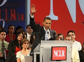 Obama Tells Latino Voters They Have Election in Their Hands