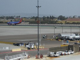 Growth at Lindbergh Field Slows