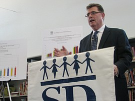 Test Scores Show SD Unified Making Slight Gains