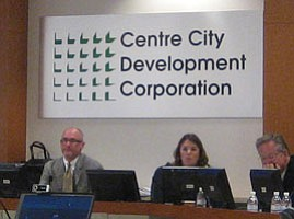 CCDC Scraps Multi Million Dollar Project