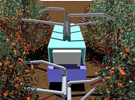 Local Company Developing Robots to Replace Farm Workers