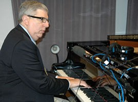Prolific Composer Marvin Hamlisch Talks Writing Music for 'The Sting'