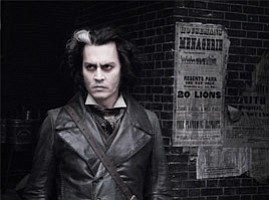 Sweeney Todd, Juno, The Diving Bell and the Butterfly, Th...
