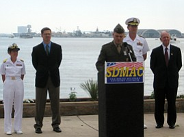 Military Money Impacts San Diego