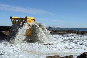 Debate Over Rebuilding Beaches Post-Sandy Creates Waves