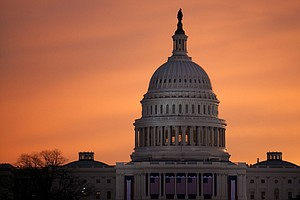 President's New Term Doesn't Mean New Day In Congress