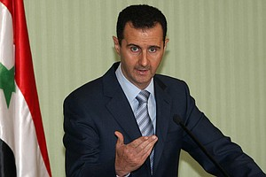 U.S. Officials: Syria Has Prepared Several Dozen Chemical Bombs