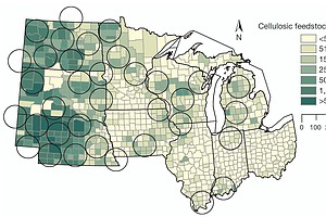 Could Some Midwest Land Support New Biofuel Refineries?