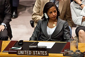 Both Sides Itching For A Confirmation Fight Over Susan Rice