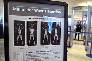 'Invasive' Body Scanners Will Be Removed From Airports