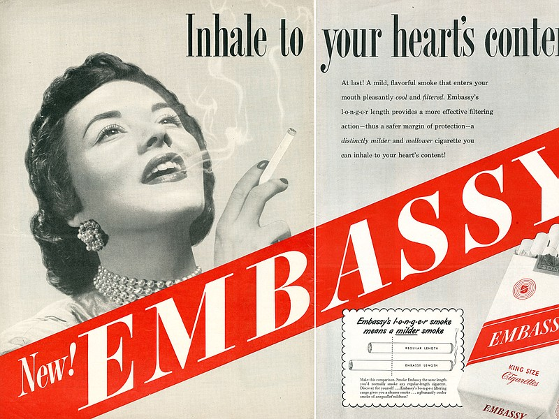 Before the surgeon general's 1964 report, people didn't know about the danger...
