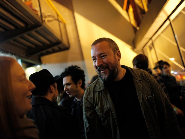 "Shane Smith, founder of Vice, attends the ""The Vice Guide To Everything"" series premiere screening in New York City in December 2010. Vice has a new series on HBO launching Friday."