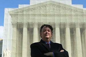 Supreme Court Hears Another Challenge To Campaign Finance Law
