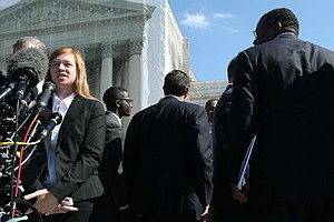 Supreme Court Sends Affirmative Action Case Back To Lower...