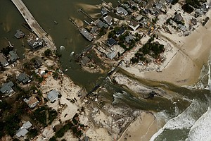 In Sandy's Wake, FEMA Re-Examines Flood Insurance Rates