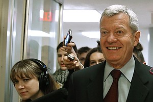 Max Baucus Says He Was Montana's 'Hired Hand' On Gun Vote