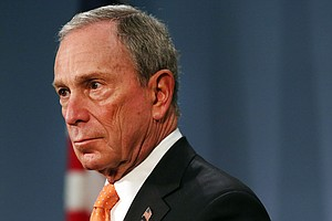 Bloomberg Aims His Money At Gun Control Opponents