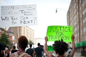 A Week After Zimmerman Acquittal, Protest Rallies Planned