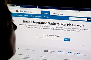 Health Care Site Put To The Test As Deadline Nears