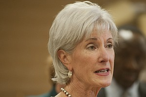 'Loyal Soldier' Sebelius Vows To Stay Put, Fix HealthCare...