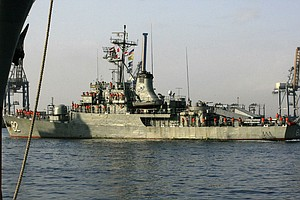 Iran: Warships Will Steam Close To U.S. Waters As 'A Mess...
