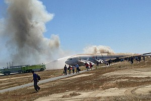 After Crash, Why Were Asiana Passengers Told To Stay Seated?