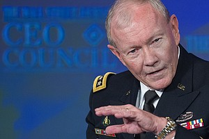 Gen. Dempsey Disputes Gates' Characterization Of Obama