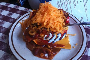 The Frito Pie Flap