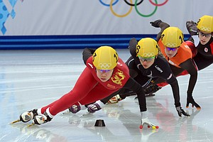 U.S. Olympic Committee Plans To Examine Speedskating's Woes