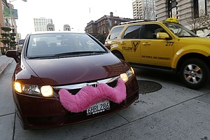 For Ridesharing Apps Like Lyft, Commerce Is A Community