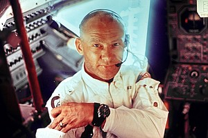 Now He Tells Us: 'Tang Sucks,' Says Apollo 11's Buzz Aldrin