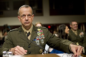 Gen. John Allen, Recent Top Commander In Afghanistan, Is Retiring