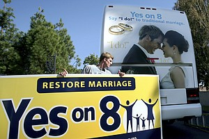 Timeline: Gay Marriage In Law, Pop Culture And The Courts