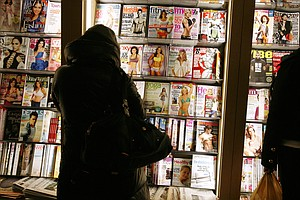 More Latinos Read All About It In English