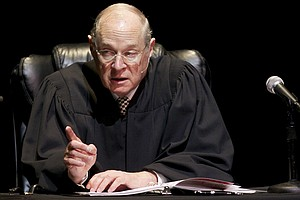 Justice Kennedy At Center Of Gay Rights Decisions For A D...