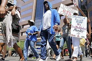 'Justice For Trayvon' Movement Struggles To Find Focus