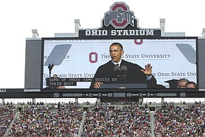 Obama U: What Graduation Speeches Say About The President