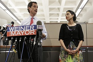 Poll: Weiner Plummets In New York City Mayor's Race